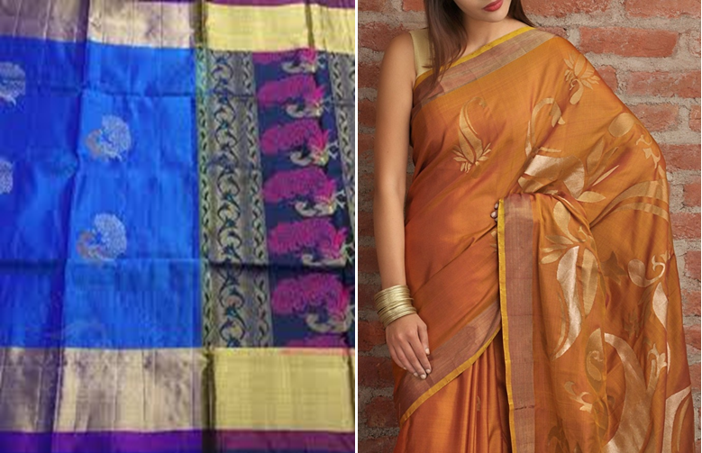 Seven Stunning Sarees for Wearing in a Wedding Function