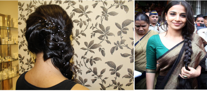 Top 10 Beautiful Hairstyles for Saree in a Party Function
