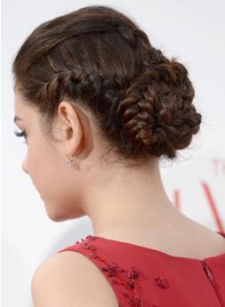 Best Hairstyles for Silk Saree