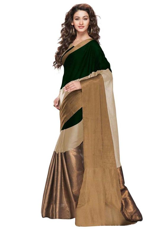 Drape Saree for Short Height