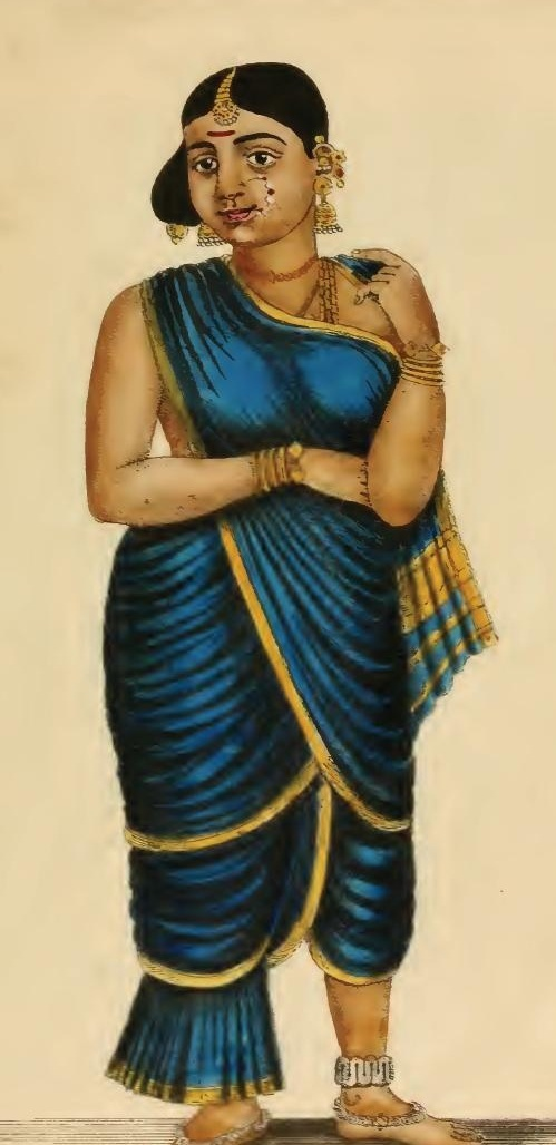 How to Wear Madisar Saree