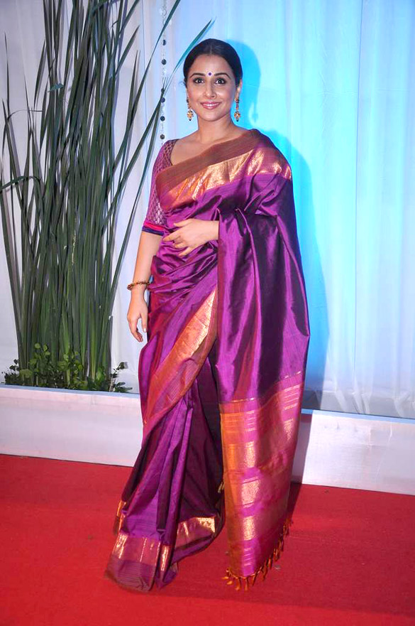How to Drape a Silk Saree