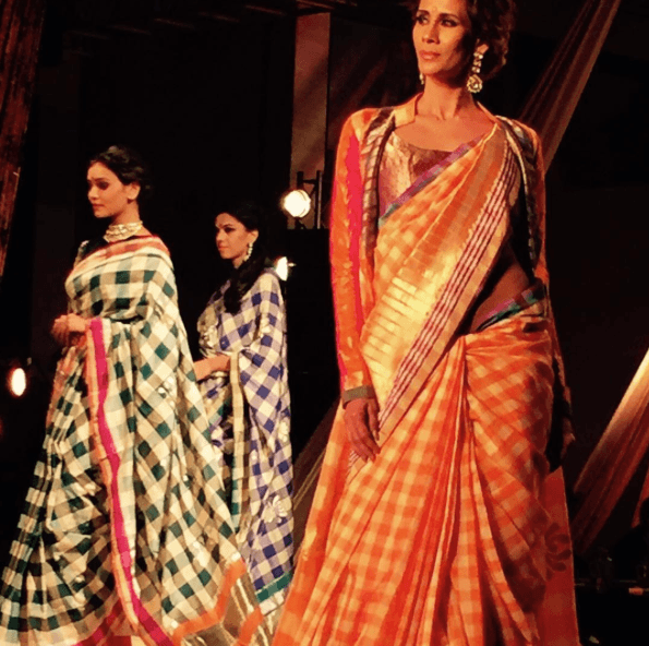 Saree Designs by Manish Malhotra