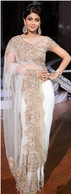 How to Wear a Saree Perfectly