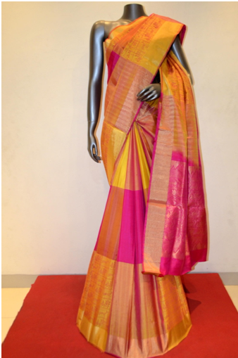 Silk Saree for Wedding