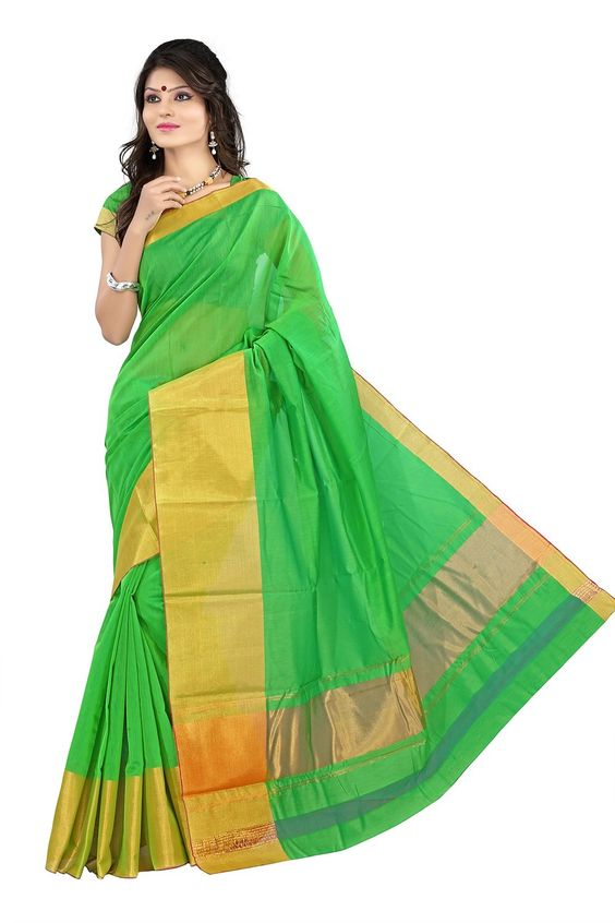 Wear Saree Perfectly to Look Slim