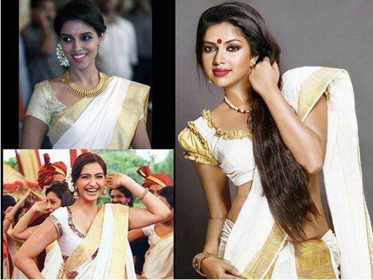 Kerala Saree Blouse Patterns