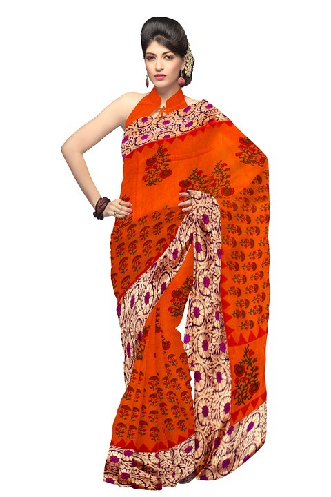 Wear a Readymade Saree