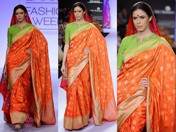 Designer Saree for Wedding Party (5)
