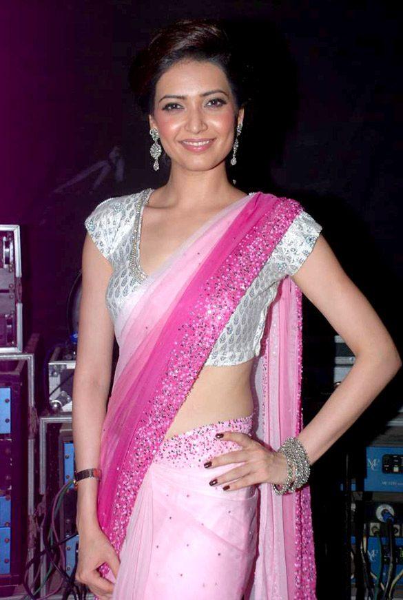 Designer Saree for Wedding Party
