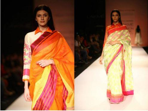 Kasavu Saree Blouse Patterns
