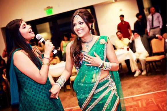 Saree Dress Up Games for Indian Wedding
